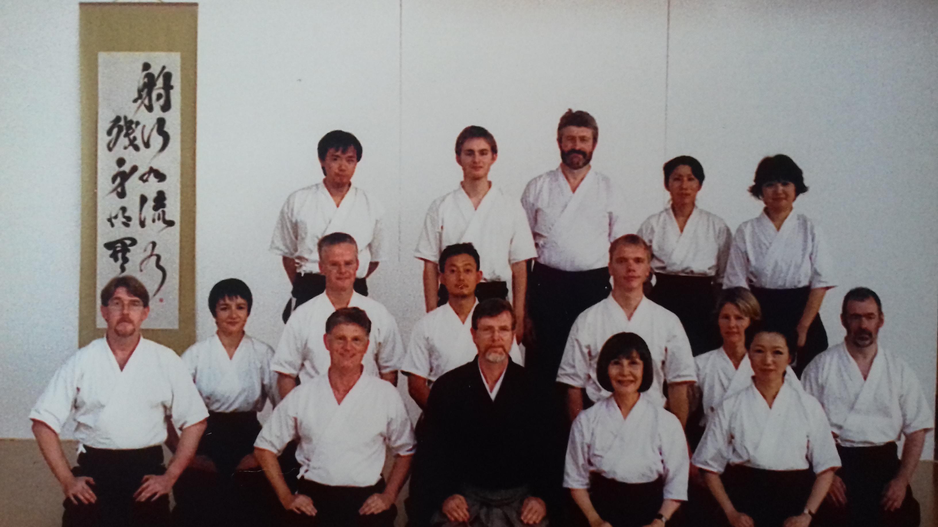 EKF seminar 2001